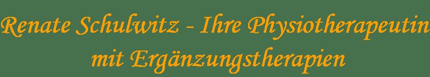 Renate Schulwitz