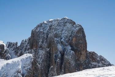 Pala di San Martino dalla Cima Rosetta - Nikon D810, 85mm (85mm ƒ/1.4) 1/160sec ƒ/9 ISO 64