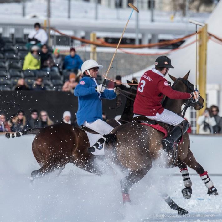 Sankt Moritz Snow Polo 2015 - Nikon D810, 400mm (85-400mm ƒ4.5-5.6) 1/1250 ƒ/8 ISO 1000