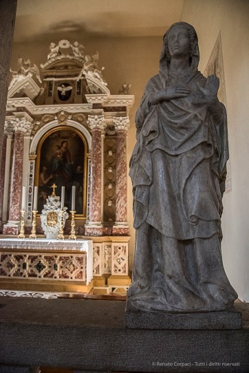 Aquileia, Duomo. Nikon D810, 24 mm (24-120.0 mm ƒ/4) 1/100 sec ƒ/7.1 ISO 6400
