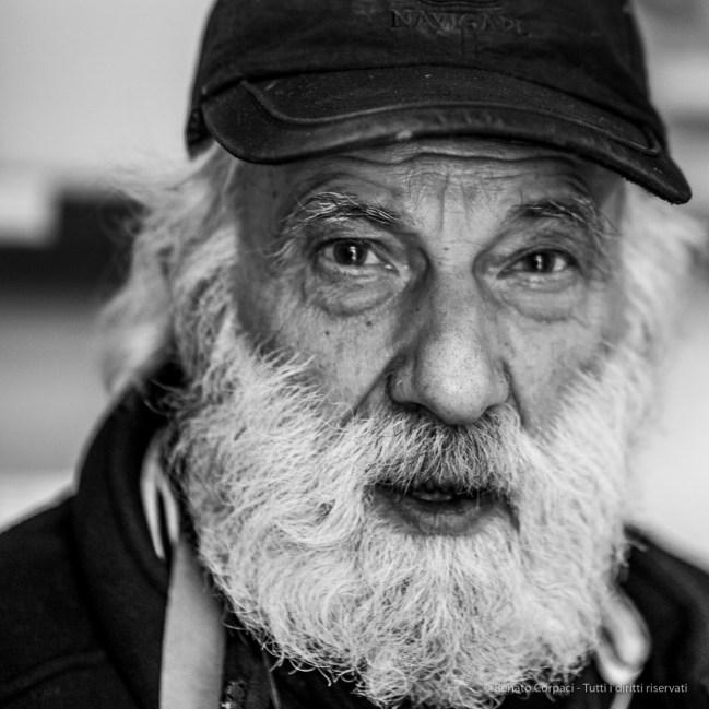 "Gabriele Fantozzi, scultore a Bolgheri. Nikon D810, 85 mm (85.0 mm ƒ/1.4) 1/125"" ƒ/1.4 ISO 400"