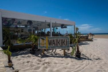 "Tarifa, Waikiki is a popular spot with surfers (photo by Cristina). Nikon D810, 24 mm (24-120,0 mm ƒ/4) 1/200"" ƒ/10 ISO 64"