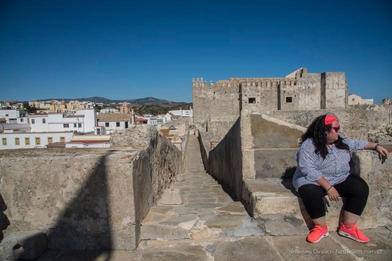 "Tarifa, Castillo de Guzman. Nikon D810, 24 mm (24-120,0 mm ƒ/4) 1/400"" ƒ/8 ISO 64"