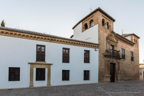 "Ronda, Palacio de Mondragon. Nikon D810, 20 mm (20.0 mm ƒ/1.8) 1/100"" ƒ/14 ISO 1600"