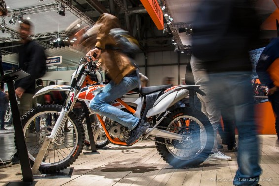 """KTM appeals to a younger audience. Nikon D750 24 mm (24-120.0 mm ƒ/4) 1/4"""" ƒ/8 ISO 100"""