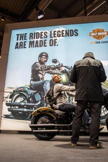 "Harley Davidson, the call of the wild. Nikon D750 24 mm (24-120.0 mm ƒ/4) 1/4"" ƒ/8 ISO 100"