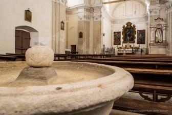 """Somasassa, Valtellina, church of San Gottardo, XVIII Century. Nikon D810, 24 mm (24 mm ƒ/1.4) 2"""" ƒ/16 ISO 64"""