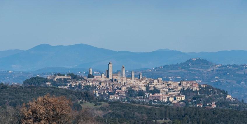 """San Gimignano, January 2017. Nikon D750, 400 mm (80-400.0 mm ƒ/4.5-5.6) 1/640"""" ƒ/8 ISO 100"""