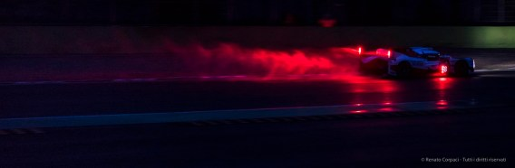 "Nakajima's Toyota exiting the Second Chicane. Nikon D810, 105 mm (105.0 mm ƒ/2.8) 1/100"" ƒ/2.8 ISO 1600"