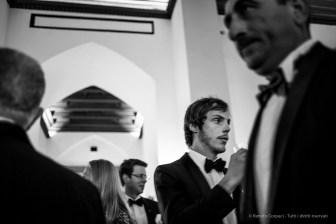 "Gerardo Mazzini, Team Maserati, Badrutt's Palace cocktail reception, Snow Polo World Cup, St. Moritz, January 2018. Nikon D810, 35 mm (35 mm ƒ/2) 1/80"" ƒ/2 ISO 800"