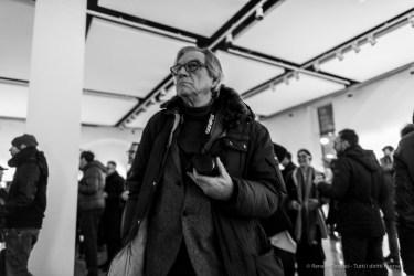 "Gianni Marussi, photographer, videomaker (ArtDirectory). MAC Andrea Jako Giacomini, ""The Art of Shades"". Milano, February 2018. Nikon D810 24 mm (24 mm ƒ/1.4) 1/100"" ƒ/1.4 ISO 3200"