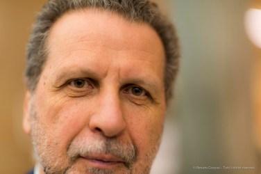 """Andrea Cancellato, formerly the President of Fondazione Triennale di Milano. April 2018. Nikon D810, 85 mm (85 mmƒ/1.4) 1/125"""" ƒ/1.4 ISO 200"""