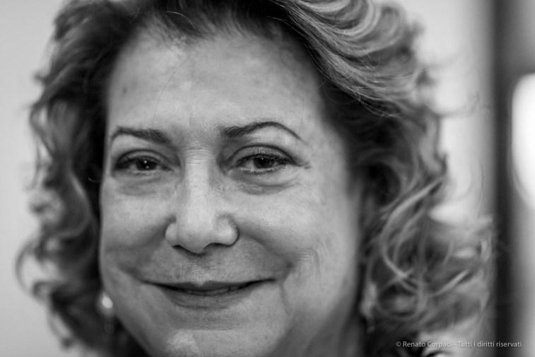 "Diana Bracco de Silva, Chief Executive of Bracco SpA, Monza, May 2018. Nikon D810, 85 mm (85 mm ƒ/1.4) 1/125"" ƒ/1.4, ISO 1600"