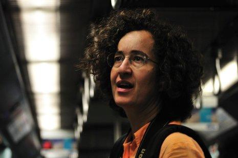 Nel metro di Lisbona, 2009