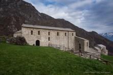 Abbazia romanica di San Pietro al Monte. Nikon D810, 19mm (14-24mm ƒ/2.8) 1/50sec ƒ/8 ISO 64