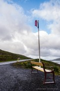 Cemetery of the French fishermen at Fáskrúðsfjörður. Nikon D810, 24 mm (24-120.0 mm ƒ/4) 1/640 sec ƒ/4 ISO 400
