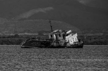 """Playa Ancon, Bahía de Casilda. Nikon D750, 400 mm (80-400.0 ƒ/4.5-5.6) 1/400"""" ƒ/11 ISO 100"""