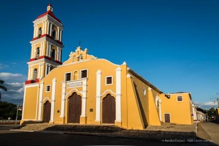 """Church of San Juan de los Remedios. Nikon D810, 24 mm (24-120.0 ƒ/4) 1/500"""" ƒ/7.1 ISO 125"""