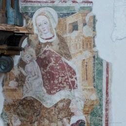 "Madonna sul trono del primo '500. Nikon D810, 85 mm (85 mm ƒ/1.4) 6,0"" ƒ/9 ISO 64"
