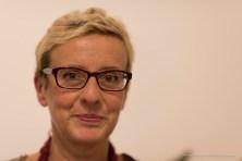 """Emma Zanella, director Museum MA*GA in Gallarate-Legnano. November 2016. Nikon D750, 85 mm (85 mm ƒ/1.4) 1/250"""" /1.4 ISO 250"""