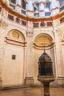 "Milano, chiesa di Santa Maria in San Satiro. IX century Sacristy, by Donato Bramante Nikon D750, 24 mm (24.0 mm ƒ/1.4) 15"" ƒ/8 ISO100"