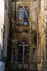 "Volterra, formerly the psychiatric asylum. January 2017. Nikon D810, 46 mm (24-120.0 mm ƒ/4) 1/40"" ƒ/8 ISO 64."