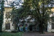 "Volterra, formerly the psychiatric asylum. January 2017. Nikon D810, 24 mm (24.0 mm ƒ/1.4) 0.6"" ƒ/8 ISO 64."