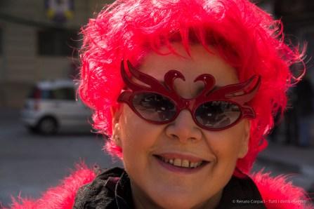 "A citizen of Ivrea during Carnival. Nikon D810, 85 mm (24-120 mm ƒ/4) 1/400"" ƒ/10 ISO 400"