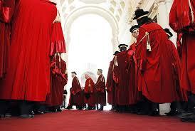 Cassazione toga rossa