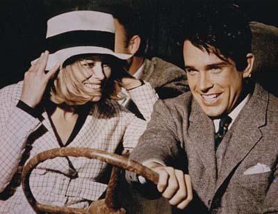 """30 - """"Bonnie & Clyde - Uma Rajada de Balas"""" (1967)"""