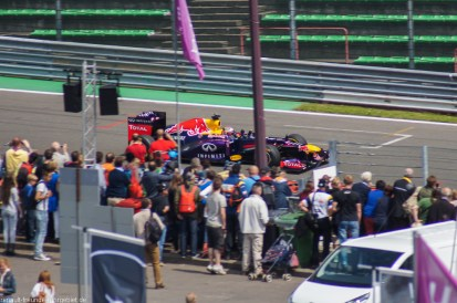 WSR 2014 in Spa-Francorchamps (Belgien)