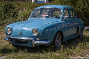 Renault Dauphine bei der Youngtimer Show in Herten