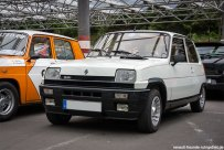 Renault R5 beim Treffen des Renault Team Oberberg