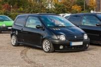 Renault Twingo 1 beim Saisonabschluss der TFNRW