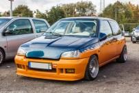 Renault Clio 1 16V beim Saisonabschluss der TFNRW