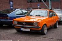 Opel Kadett C Coupe beim Youngtimer Vestival 2016 (Saisonauftakt) in Herten