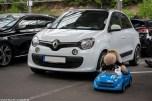 Renault Twingo 3 beim Treffen des Renault Team Oberberg in Gummersbach
