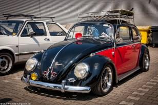 VW Käfer bei der Nordstern Klassik in Gelsenkirchen