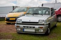 Renault 5 Alpine beim 21. Renault Oldie Treffen in der Eifel