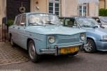 Renault 8 beim 21. Renault Oldie Treffen in der Eifel