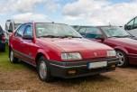 Renault 19 beim 21. Renault Oldie Treffen in der Eifel