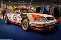 Audi V8 quattro (DTM) bei der Essen Motor Show 2016