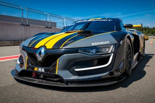 Renault R.S. 01 - International Renault Sport Track Day 2018