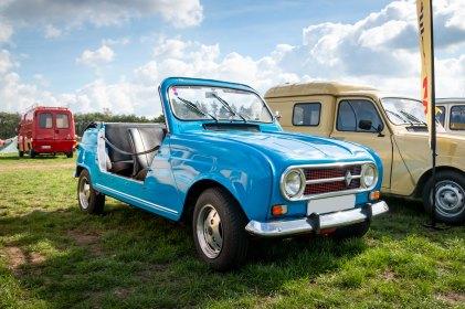 Renault 4 Plein Air - 4e Fête Renaultoloog