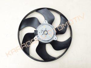 Modus Clio III Fan Motoru Fan Pervanesi 7701068310