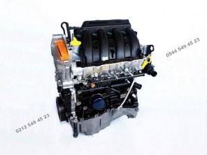 Laguna Megane Komple Motor 1.6 K4M 7701471276 7701471830 7711134985 7711134988