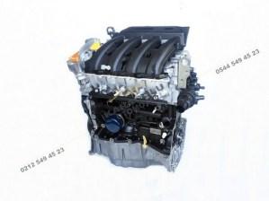 Megane Scenic Komple Motor 1.4 K4J 714 7701473072