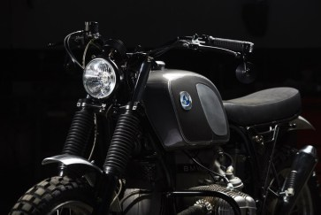FUEL Bespoke Motorcycles BMW R100 | CustomBike.cc