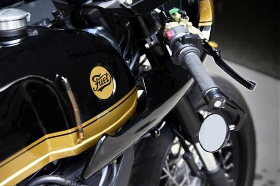 FUEL Bespoke Motorcycles Ducati STRADA Cafe Racer-2   CustomBike.cc