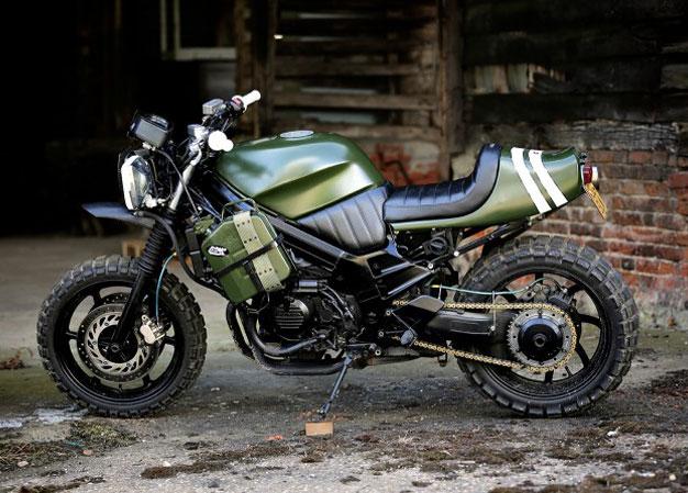 Gambler Untitled Motorcycles